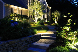 Green tech landscape outdoor lighting our newest lighting line kichler httpkichler mozeypictures Gallery